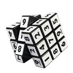 Mini rubikova kostka - Sudoku