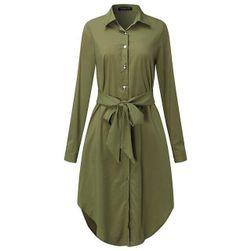 Платье-рубашка Peg