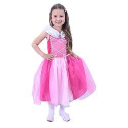 Costum pentru copii Princess roz (S) RZ_208186