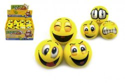 Hab smiley labda 6cm RM_00312745