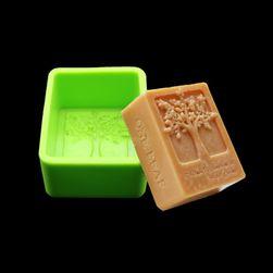 Silikonová formička na domácí mýdlo