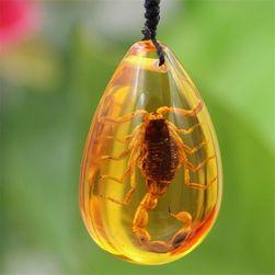 Унисекс ожерелье или кулон Scorpio