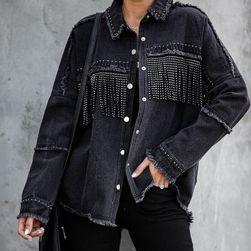 Женская джинсовая куртка TF1768