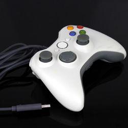 Kontroler za Microsoft Xbox 360 rdeče/modra bela