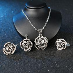 Set nakita u obliku ruže - 4 veličine