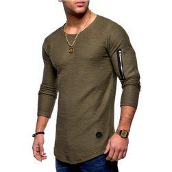 Pánské triko s dlouhým rukávem PT19