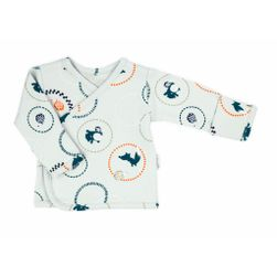 Бебешка памучна риза RW_kosilka-nicol-Fox