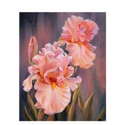 Рисуване според номера B09068