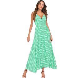 Dámské maxi šaty Leana