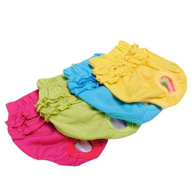 Kalhotky pro psy ve 4 barvách 1