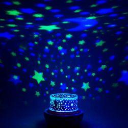 Proiector LED - cer de noapte, zi de naștere, inimi