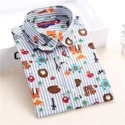 Pamučna košulja sa dugim rukavima veličine 2 - 9