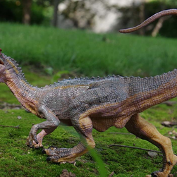 Dilophosaurus - modell