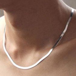 Erkek gümüş zincir
