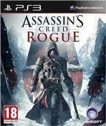 Játék (PS3) Assassin's Creed Rogue