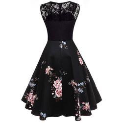 Dámské áčkové šaty Audrey