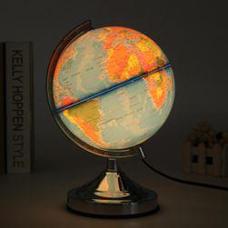 Globus sa pozadinskim osvetljenjem