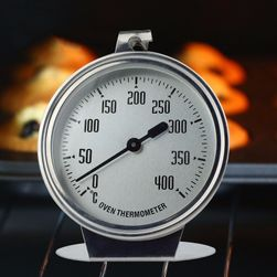 Kuhinjski termometar od nerđajućeg čelika - 0-400 ° C
