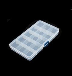 Umělohmotná nastavitelná krabička