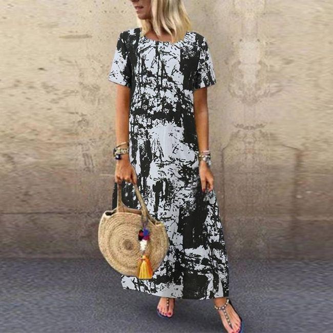 Dámské maxi šaty Juana 1