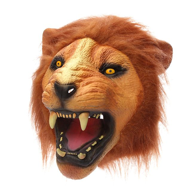 Mască de leu înfricoșător 1