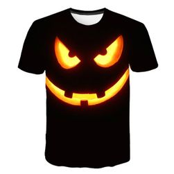 Tricou cu imprimeu - motiv Halloween
