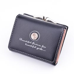 Damski portfel B01446