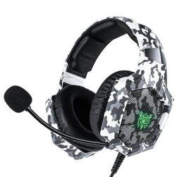 Słuchawki dla graczy z mikrofonem K8