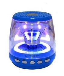 Bezdrátový bluetooth reproduktor - barevně svítící