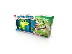 Dětská interaktivní hra pro děti Mini Mani - krokodýl