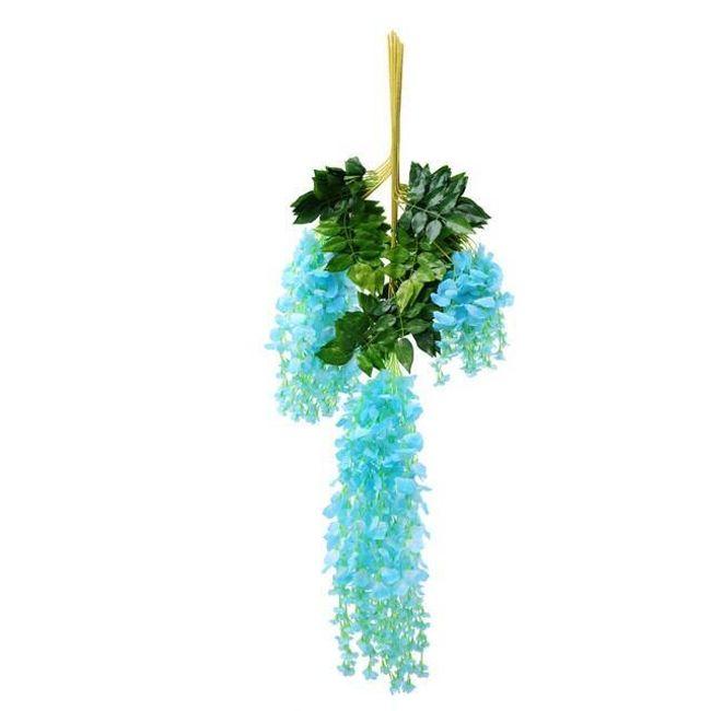 Umělá květina - 12 kusů 1
