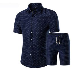 Pánská košile a kraťasy KT78