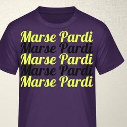 Póló Marse Pardi férfi