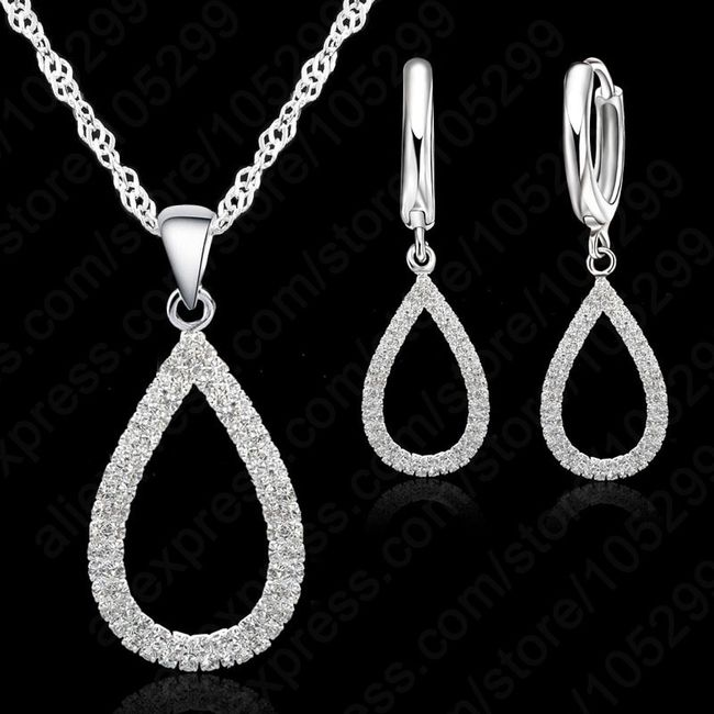 Komplet biżuterii AS175 1