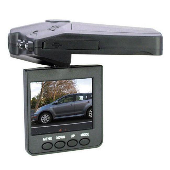Záznamová onboard kamera do auta 2,5