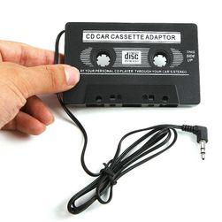Adapter kaset na radio samochodowe dla przyjemniejszej podróży