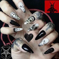 Искусственные ногти EX69