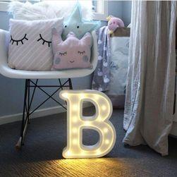 Litery i cyfry LED
