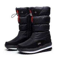 Ženska zimska obutev Zea Črna - velikost 7