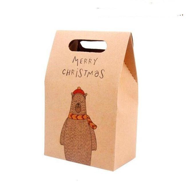 Vánoční krabice MK113 1