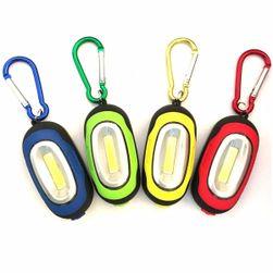 Magnetyczna latarka do kluczy - różne kolory
