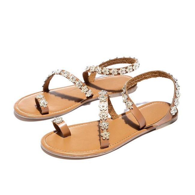 Damskie sandały Oriani 1