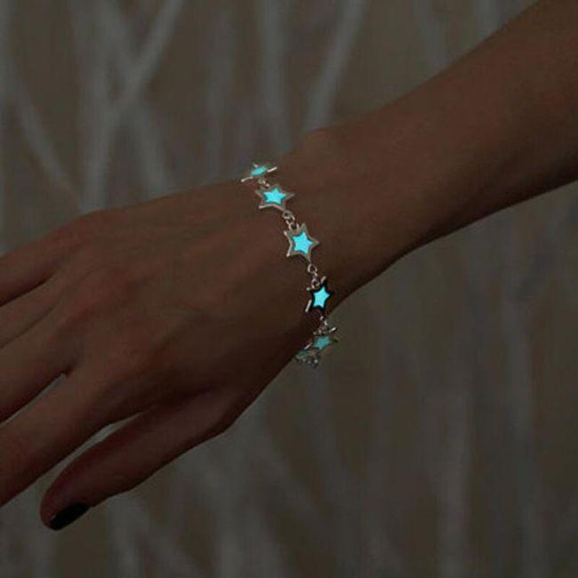 Женский светящийся браслет- 4 варианта 1
