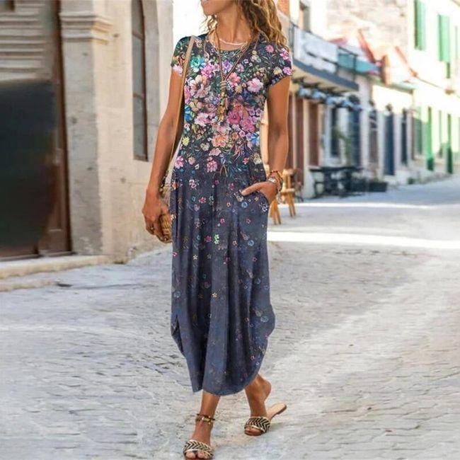 Ženska letnja haljina Quena 1