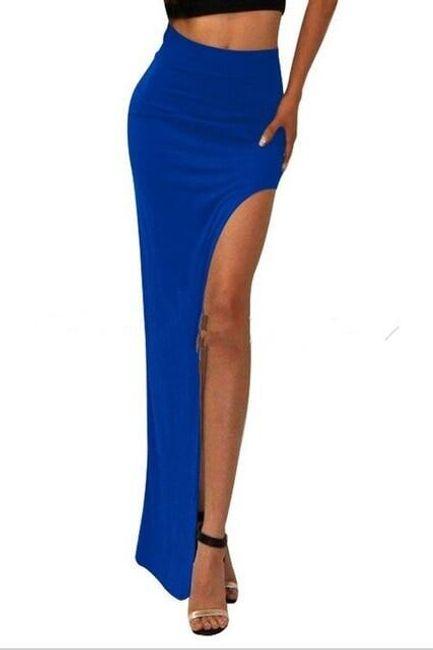 Ženska dugačka suknja Zolla 1
