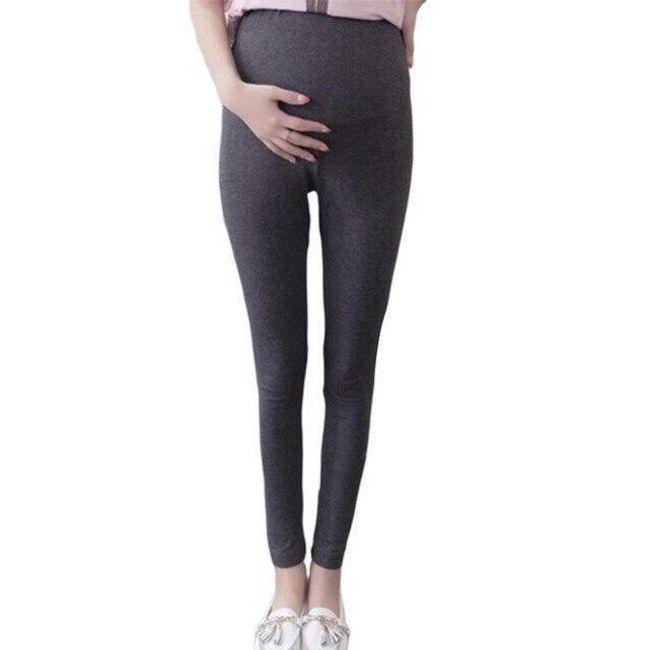 Ciążowe spodnie dresowe Maksy 1