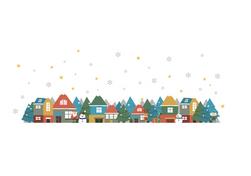 Autocolant de Crăciun CH30