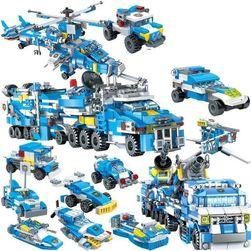 Строителен комплект за деца KOL4