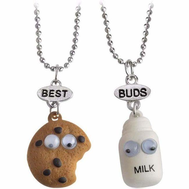 Ogrlice za najboljše prijatelje 1