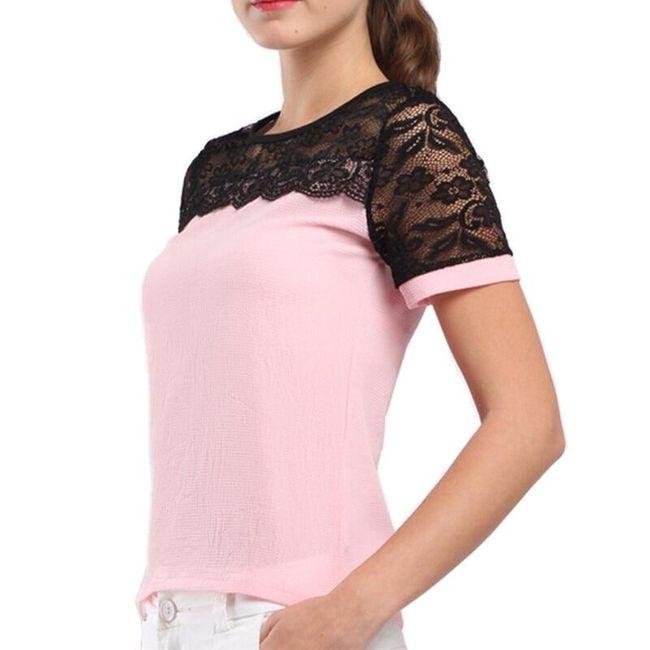 Damska koszulka Ariella 1